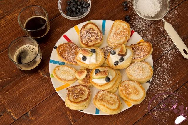 pancakes rusesti