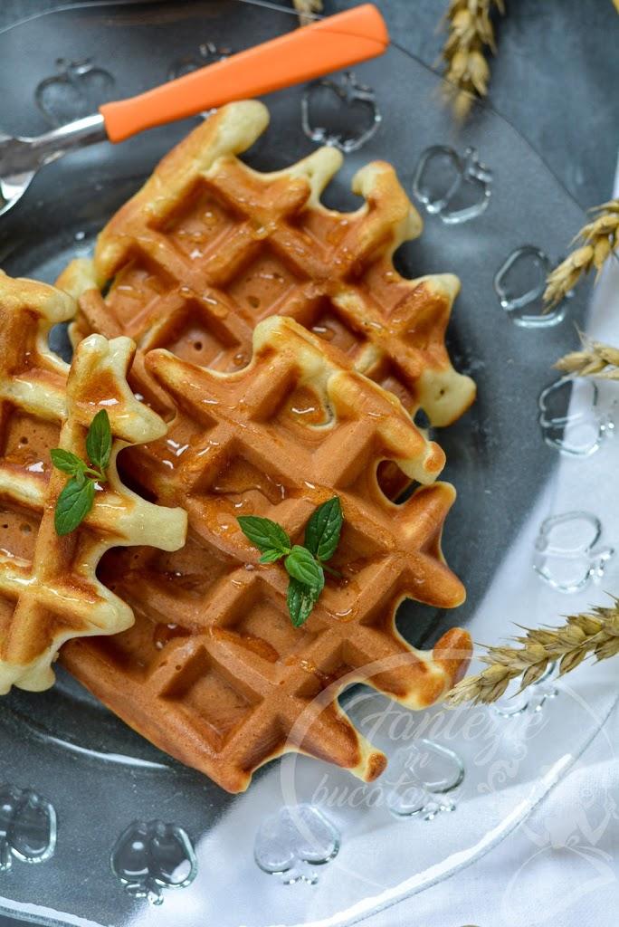 cea mai simpla reteta de wafflesls